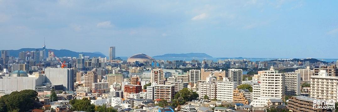 Comment se rendre à Fukuoka