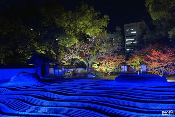 Temple Jôten-ji, Hakata Light Up Walk, Fukuoka