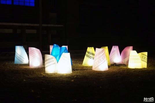 Hakata Light Up Walk, Myôraku-ji, Fukuoka