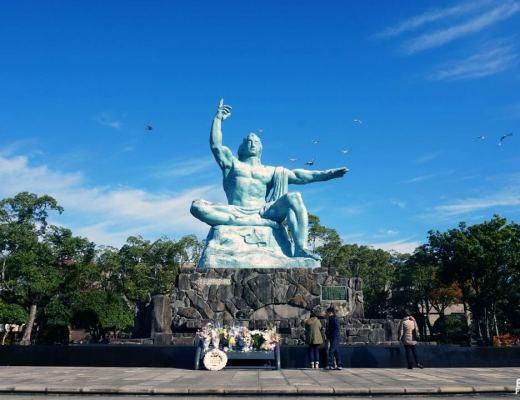 Statue de la paix, Nagasaki