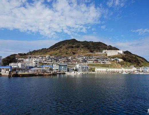 Genkaijima, une île au large de Fukuoka