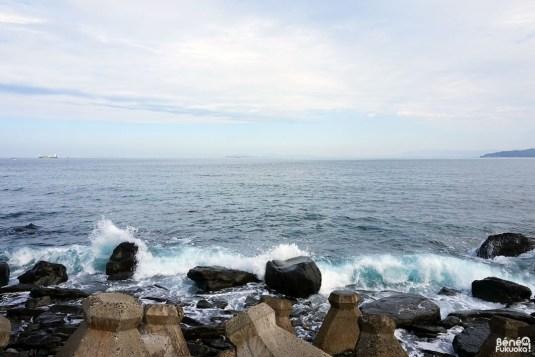 La mer Genkai, Fukuoka