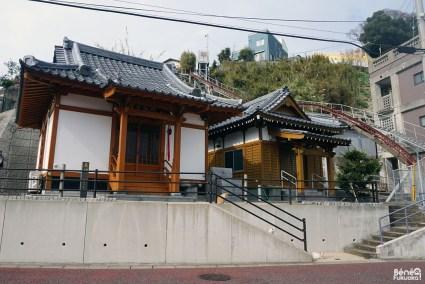 Temple Kanondô à Genkaijima, Fukuoka
