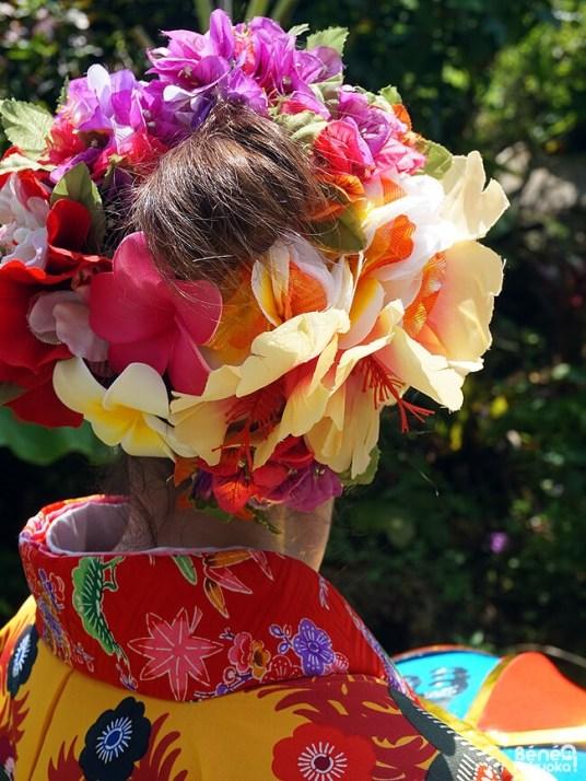 Coiffure kimono d'Okinawa, Miyakojima
