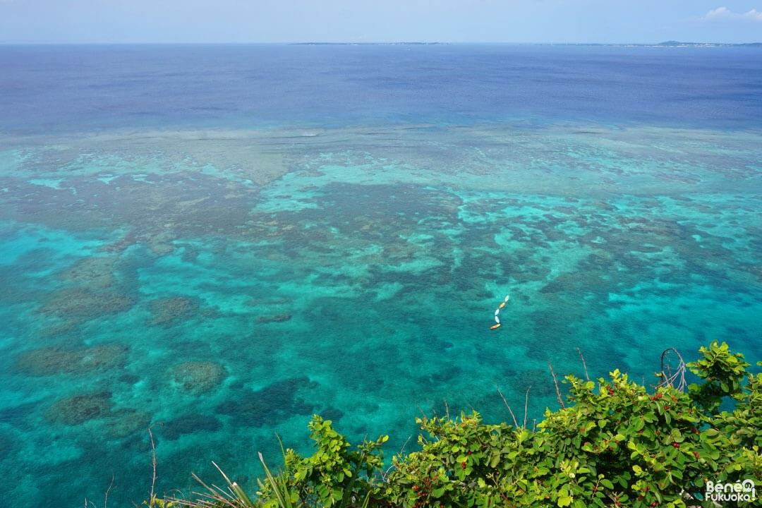"""Point triangle"", Irabujima, Okinawa"