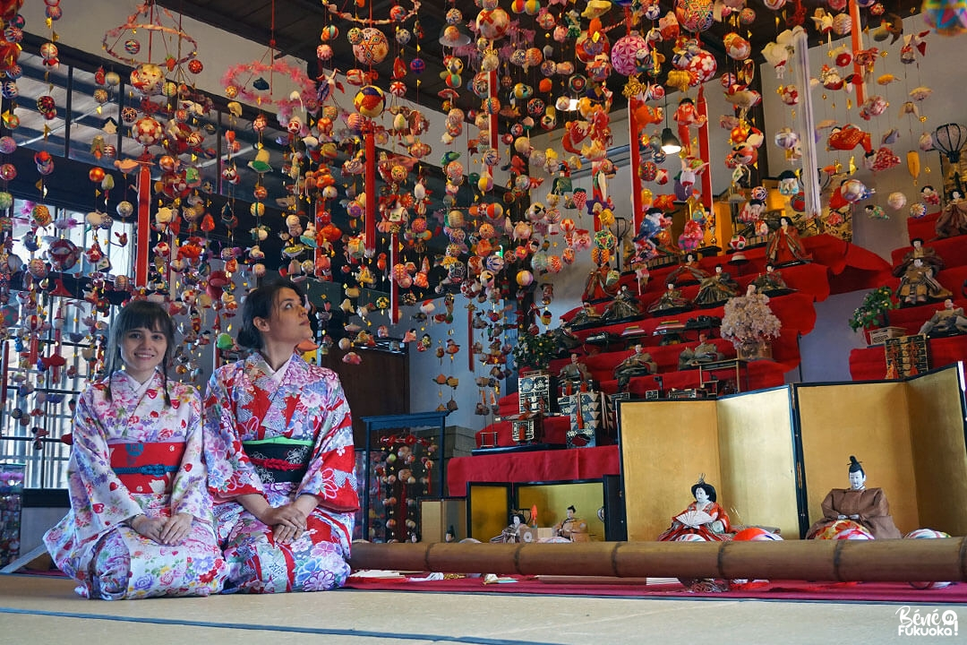 Fukuoka Kimono Walk (à Yanagawa)