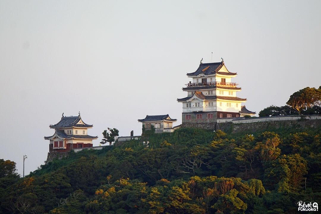Château de Hirado, Hirado, préfecture de Nagasaki
