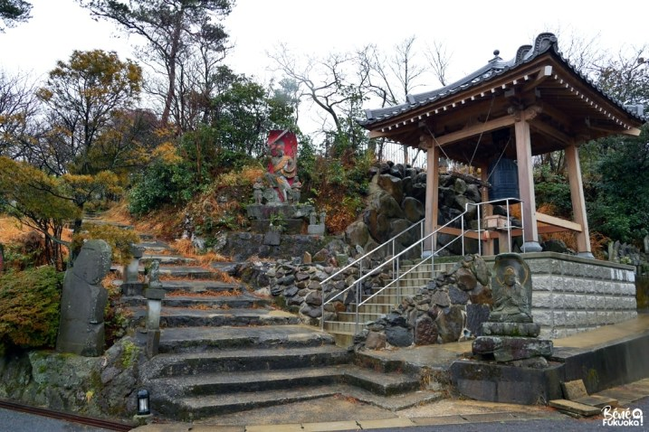Temple Manmyô-ji, Unzen, Nagasaki