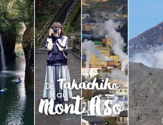 Voyage de 2 jours dans l'est de Kyûshû