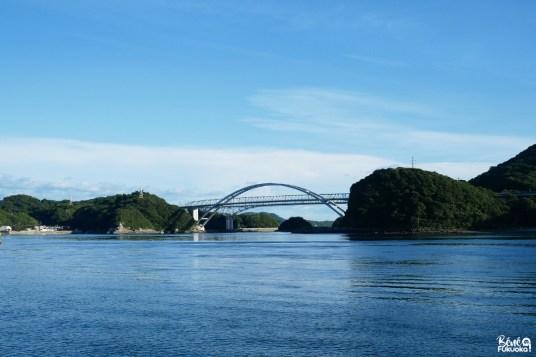 Port de Misumi, ville d'Uki, Kumamoto