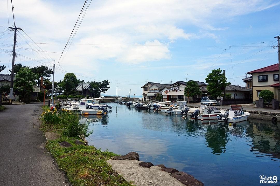 Port de Higashi-Sonogi, nagasaki