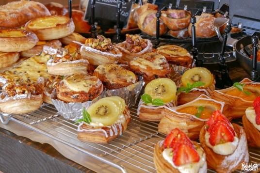 Boulangerie Pan no Mocca, Chikugo-Yoshii, ville d'Ukiha, préfecture de Fukuoka