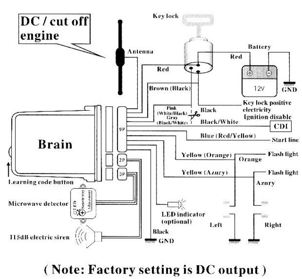 BN600 electrical diagram request!