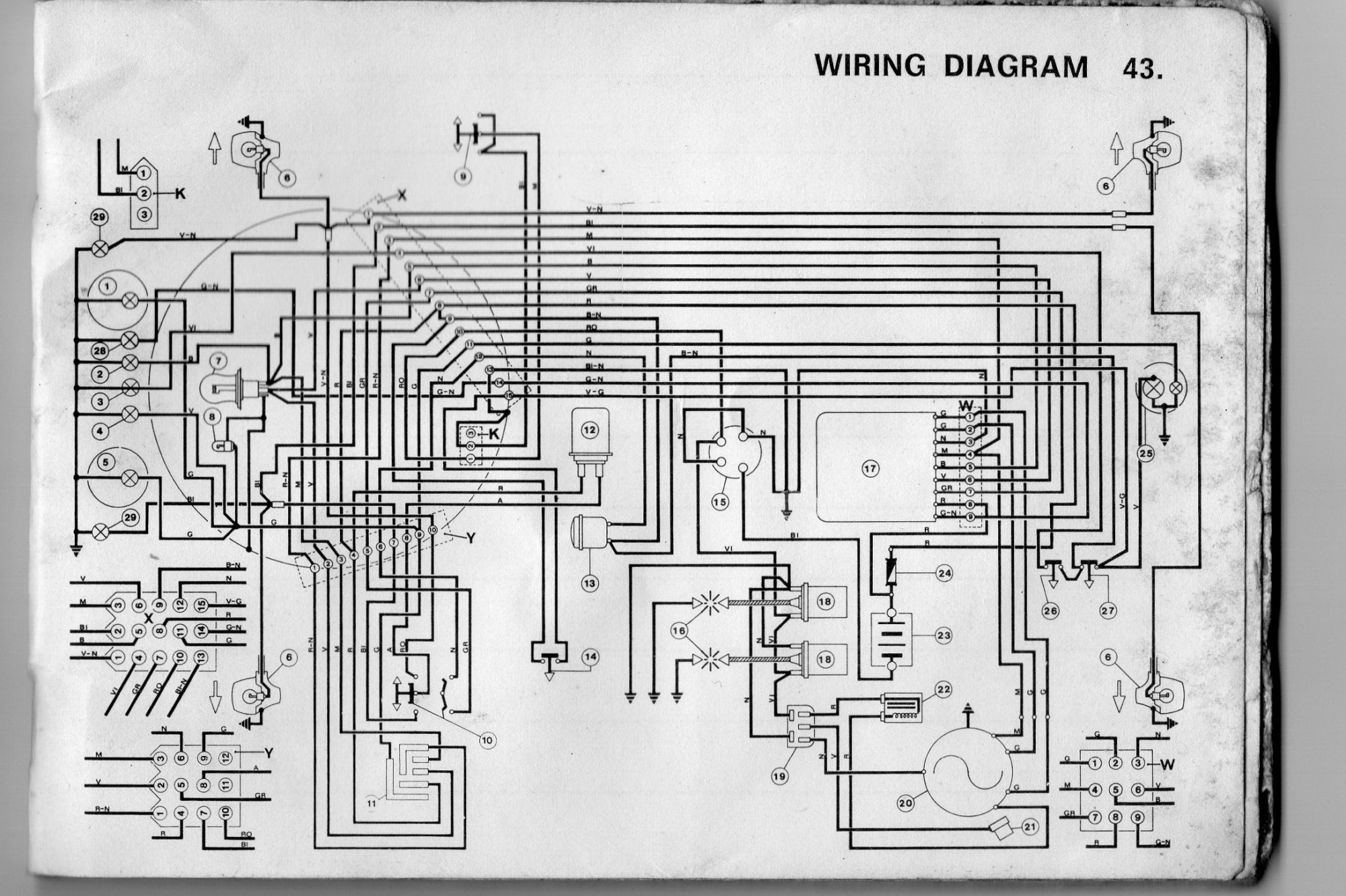 hight resolution of benelli 250 wiring diagram wiring diagram fascinating benelli 250 wiring diagram