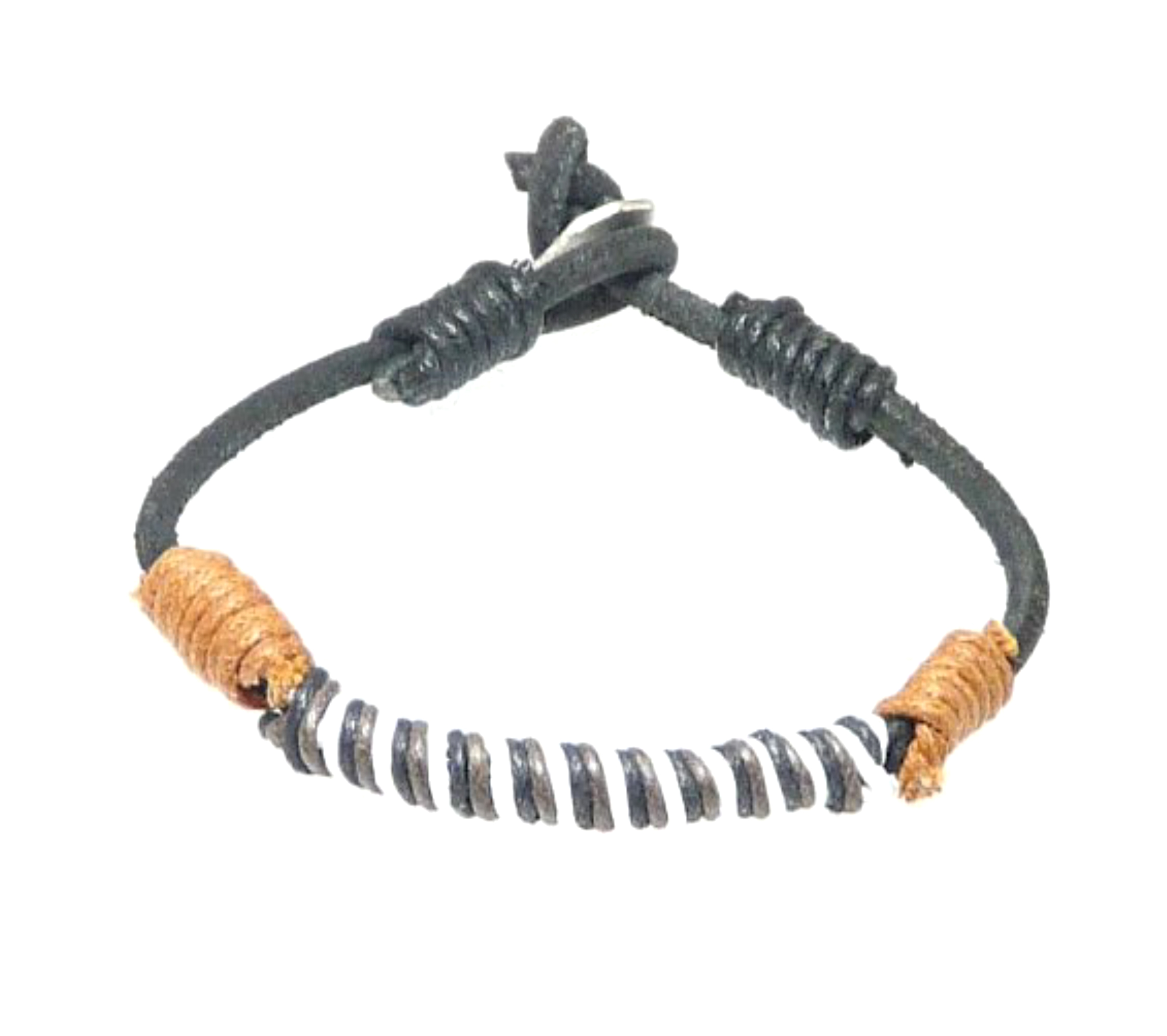 Black Leather Cord Amp Coloured Cord Leather Bracelet Free