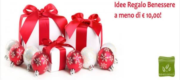 Natale 2014: idee regalo benessere sotto i 10 euro