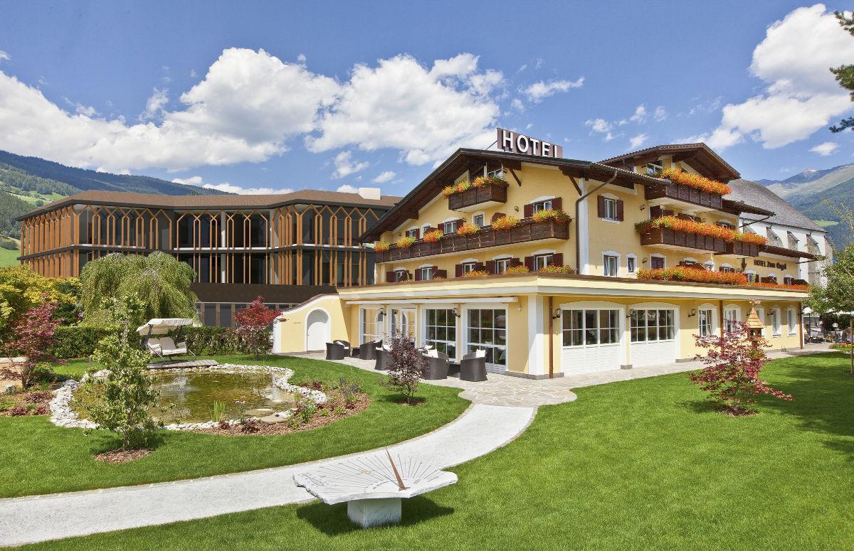 Parkhotel Zum Engel a Vipiteno  Benessere Montagna