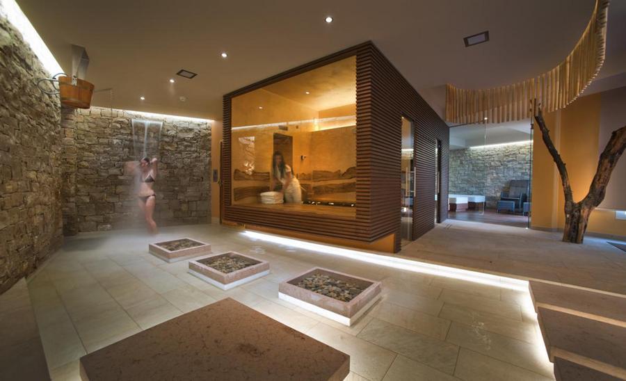 SPA 4 stelle Lago di Garda Belfiore Park Hotel Wellness  SPA