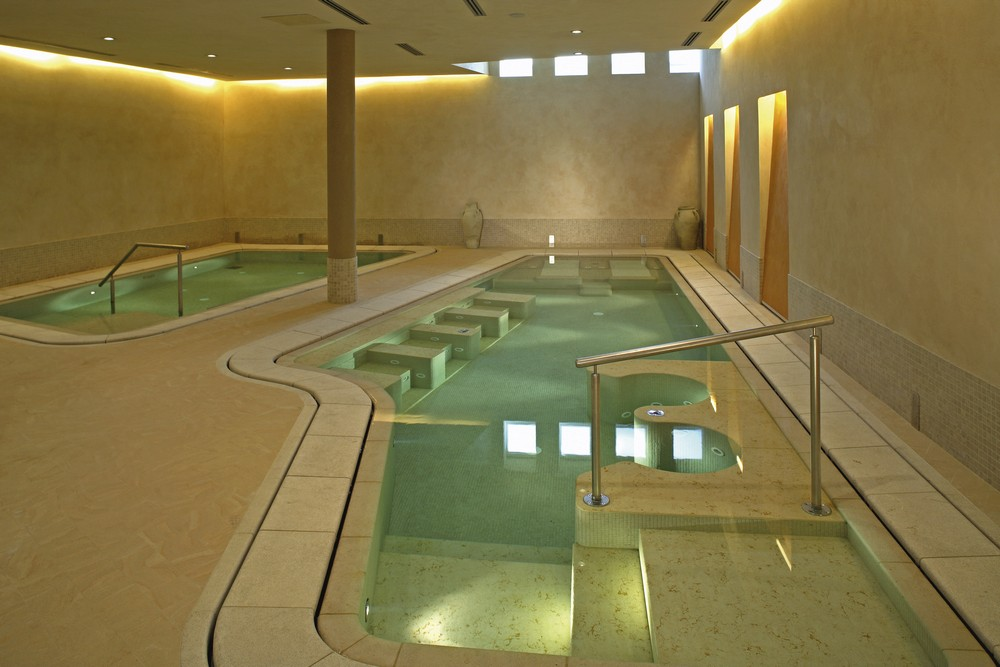 SPA 4 stelle Lago di Garda Hotel Csius Therm  SPA Resort