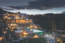 Albion Hotel Mountain Spa Resort Dolomites Ortisei