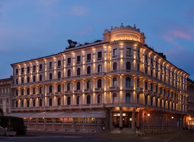 Grand Hotel Principe di Piemonte Viareggio  Lucca Toscana
