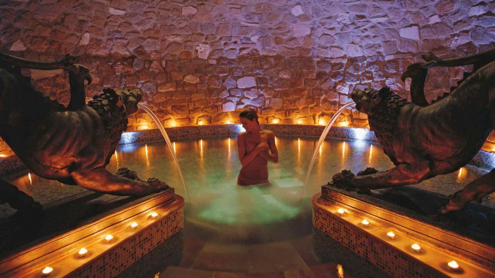 Spa  Wellness Resort Hotel Adler Thermae San Quirico d