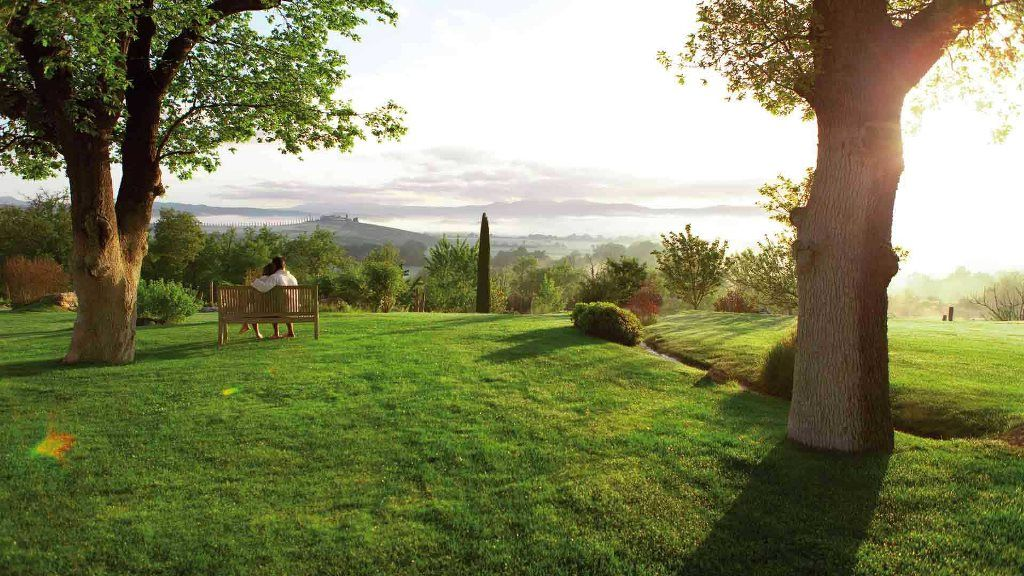 Spa  Wellness Resort Hotel Adler Thermae San Quirico d