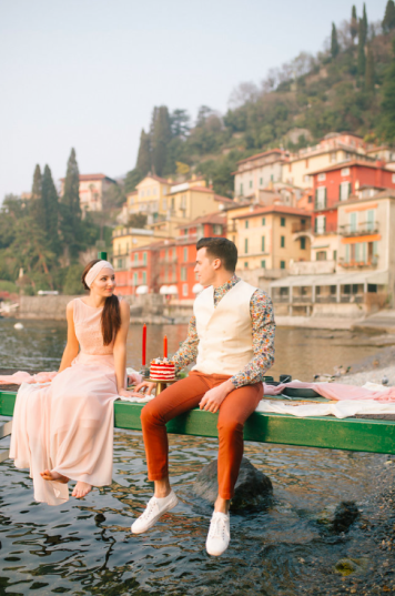 engagement varenna