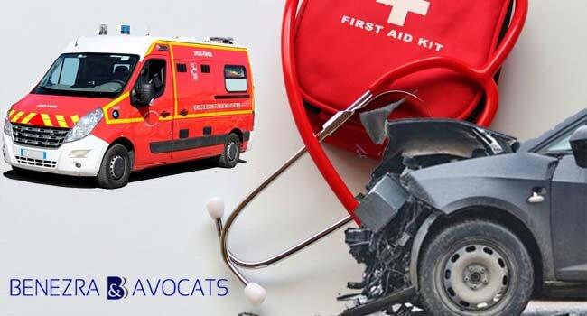 accident de la route, urgence, quoi faire, que faire, recommandations, victimes de la route, défense, avocat accident de la route