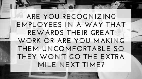 The Most Effective Way to Recognize Your Best Employees
