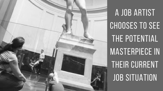 The Michelangelo Method of Writing a Job Description