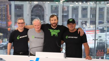 Chuck Muth Beyond Meat IPO