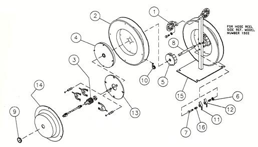 Duro 2700 Series Parts: ARK Petroleum Equipment, Inc. Page