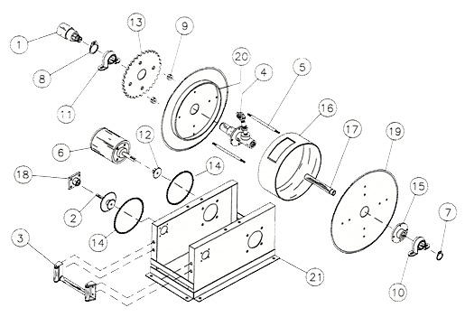 Duro 3300 Series Parts: ARK Petroleum Equipment, Inc. Page