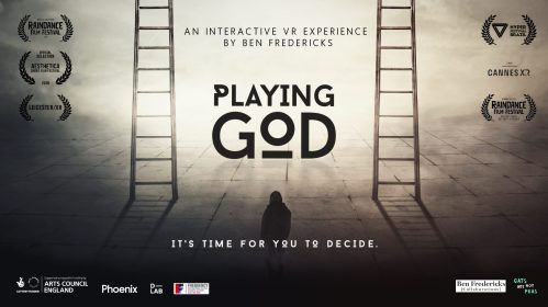 Playing God - VR Experience