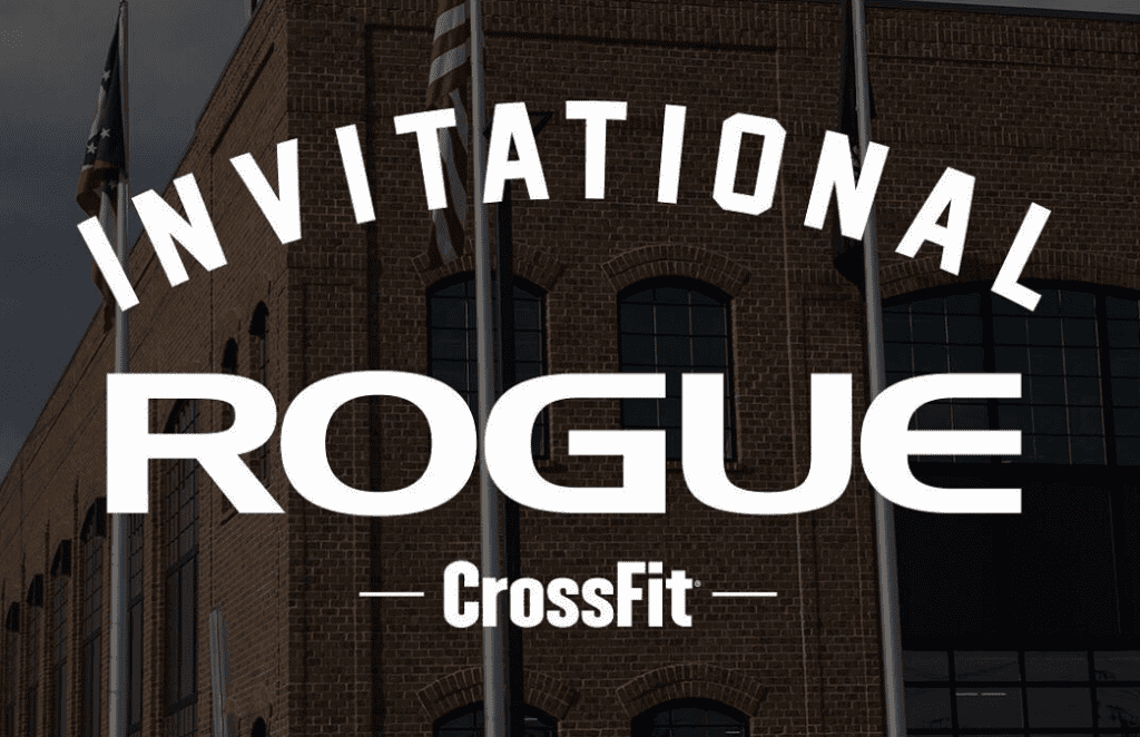 The Rogue Invitational Sanctional - Image Courtesy of Rogue and CrossFit