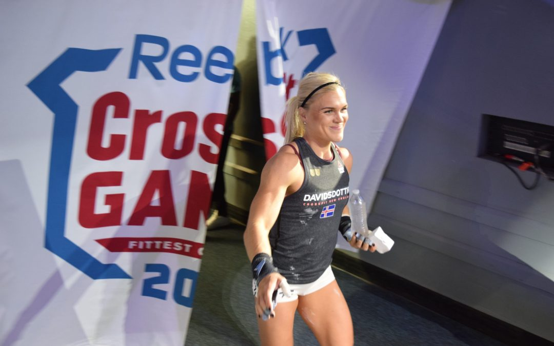 Katrin Davidsdottir: 2019 CrossFit Games Athlete