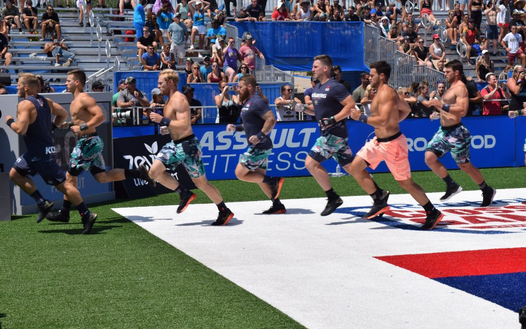Watch: CrossFit Open Live, More Dave Castro Donkeys