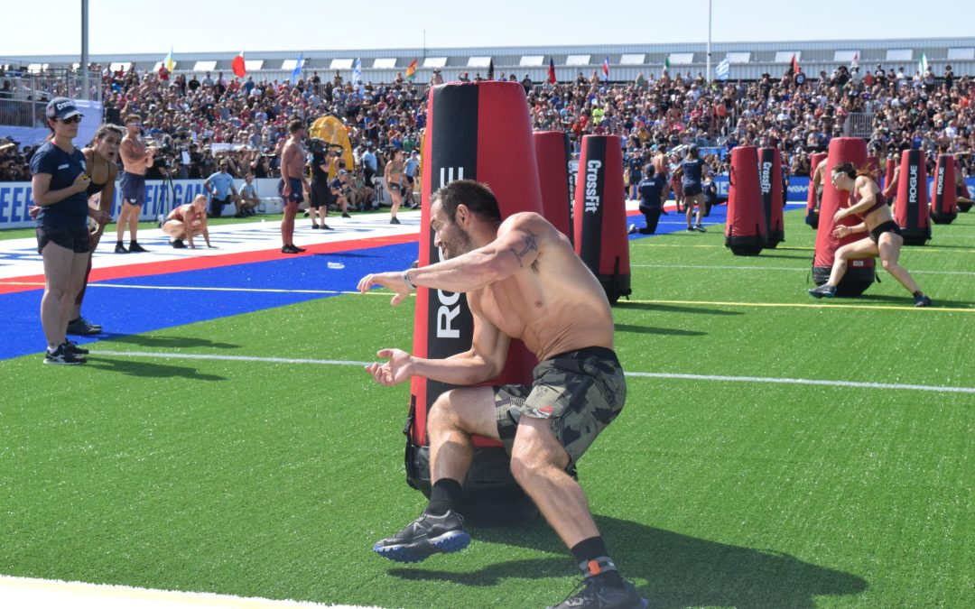Rich Froning: 2019 CrossFit Games Athlete
