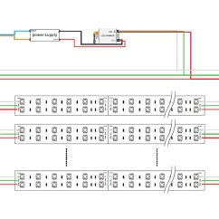 Wiring Diagram For Spotlights Fuse Tap 2 Lamp Led Tube Free Diagrams