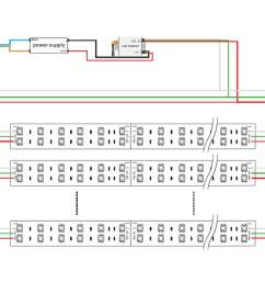 images of led strip wiring diagram [ 1200 x 800 Pixel ]