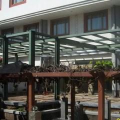 Merk Atap Baja Ringan Yang Bagus Mengenal 7 Jenis Bahan Untuk Kanopi Rumah Bengkellaspro