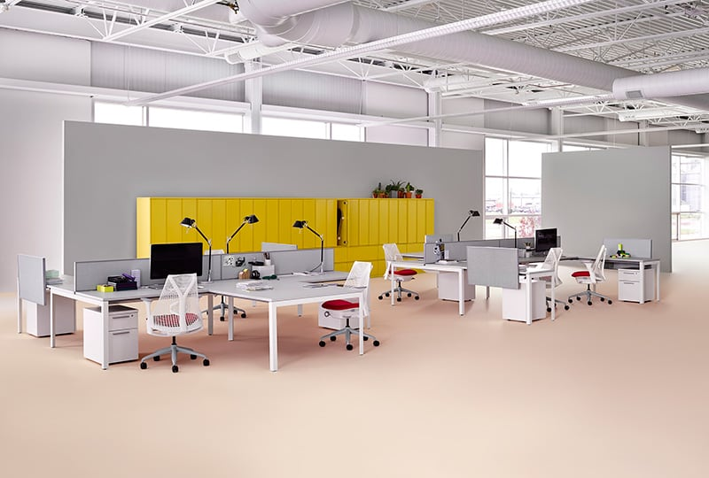 chair design back angle office gold open plan furniture systems in nyc | benhar interiors