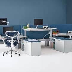Chair Design Back Angle Lounge Chairs For Inside The Pool Open Plan Office Furniture Systems In Nyc | Benhar Interiors