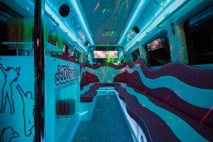 Benidorm Party Bus Transfers (world famous)