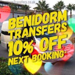Benidorm Transfers 2018