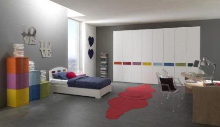 Teen Bedroom Decoration