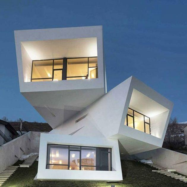 Luxury and Modern Buildings 11