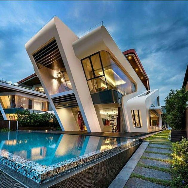 Luxury and Modern Buildings 15