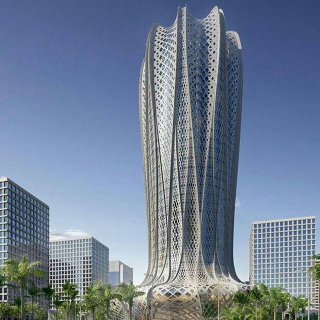 Luxury and Modern Buildings 38